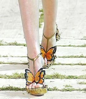 #butterfly #shoes... #scarpe e #calzature per la primavera www.facebook.com/HassanCalzature