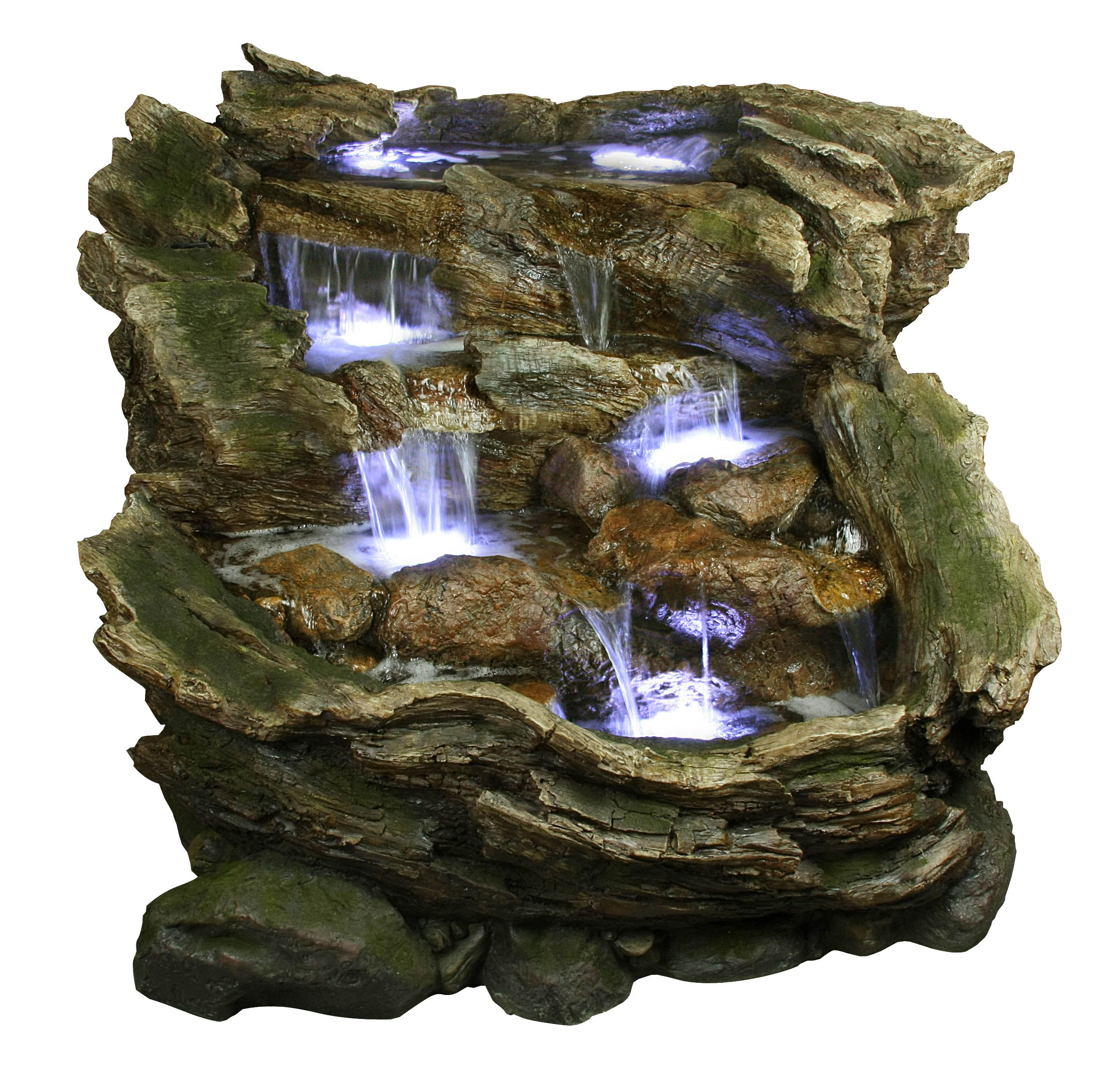 orla would love a fountain for my room to act as a humidifier - Interior Wall Water Fountains