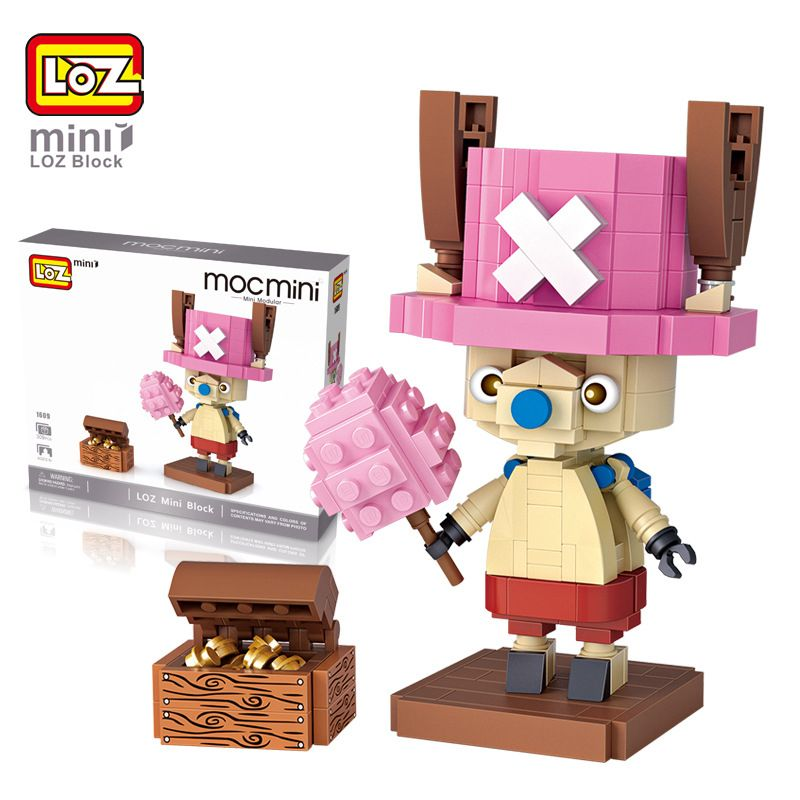 Franky One Piece Lego Moc Minifigure Gift For Kids