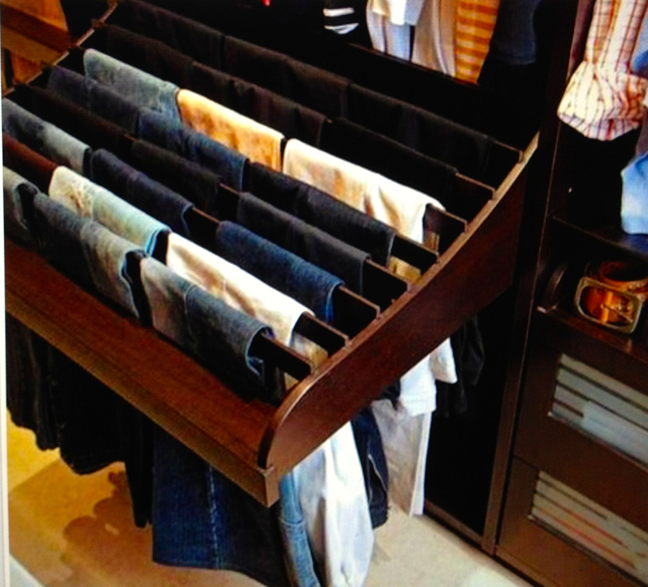 Make More Room In Your Closet.