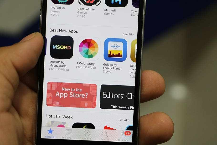 App Store Lemot Ini Sebab Dan Cara Mengatasinya Direktori Ukm App Marketing App Store Mobile App