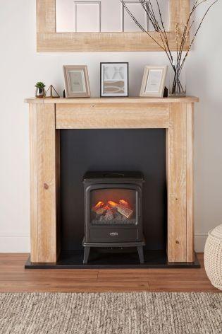 Huxley Fireplace Surround Fireplace Surrounds Freestanding Fireplace Faux Fireplace Mantels