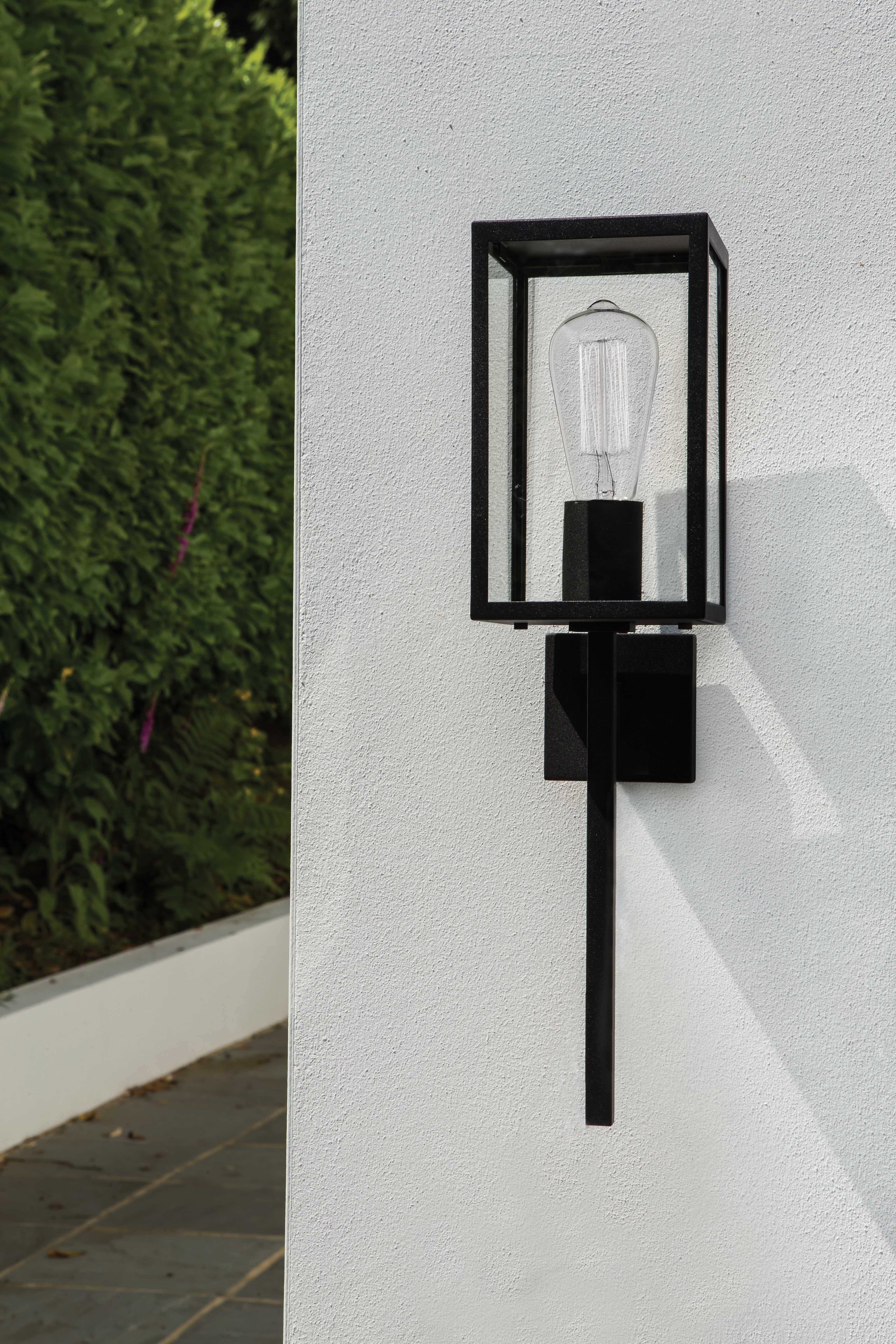 The coach exterior wall light by astro lighting decorative