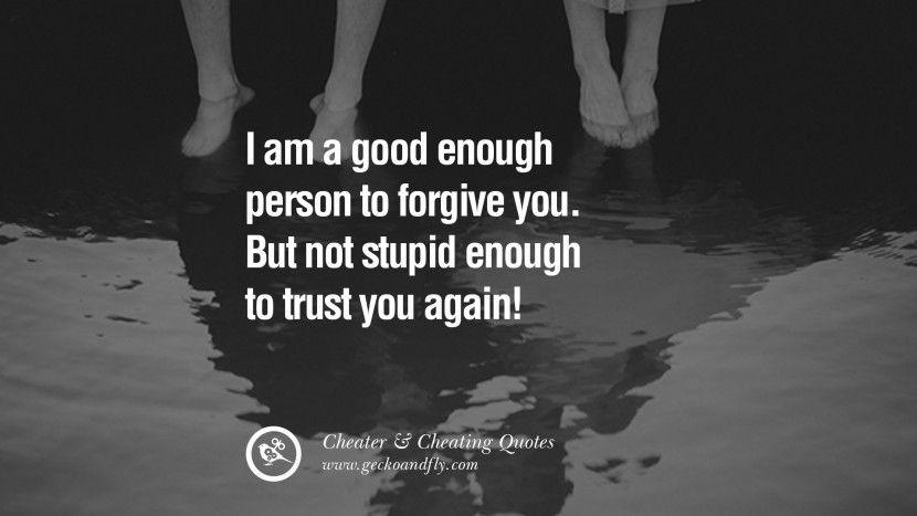 How To Forgive A Liar Husband