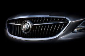 Buick has released preview images of its all-new Avenir inspired 2017 LaCrosse! What do you think of the new grill?