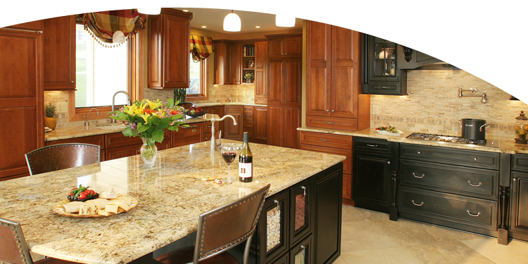 K.G. Stevens   Granite Countertops Wisconsin   Milwaukee Kitchen And Bath  Remodeling