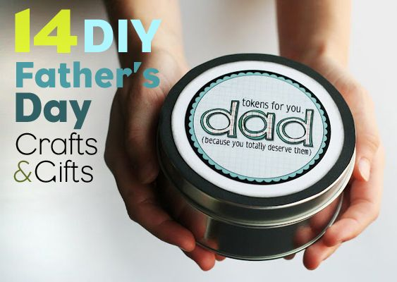 Clever, homemade Father's Day presents Dad will love