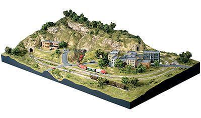 Scenic Ridge Layout | Model Train's | Model train layouts, Train