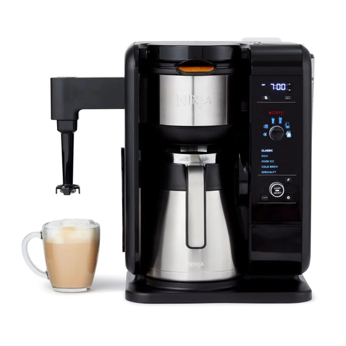 Ninja Hot and Cold Brewed System™ Coffee maker, Cold