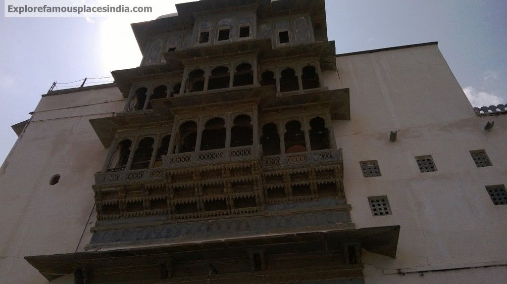 Sajangadh Palace at Udaipur