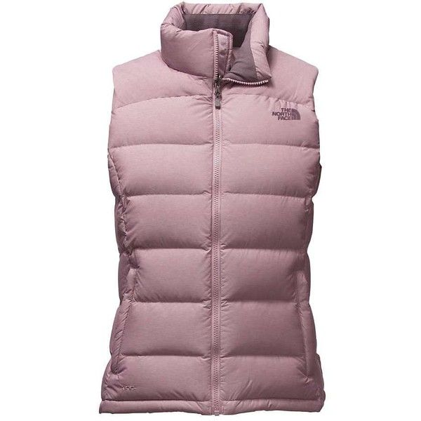 8128a96f9 The North Face Women's Nuptse 2 Vest ($149) ❤ liked on Polyvore ...