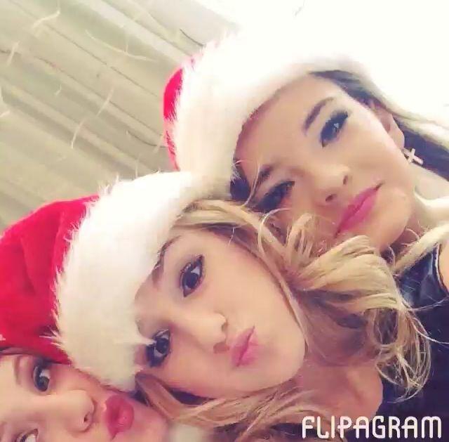 Paige, Chloé et Brooke.