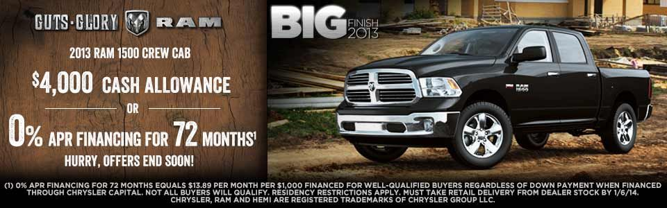 Check Out Deery Brothers For A Great Deal On A Dodge Ram