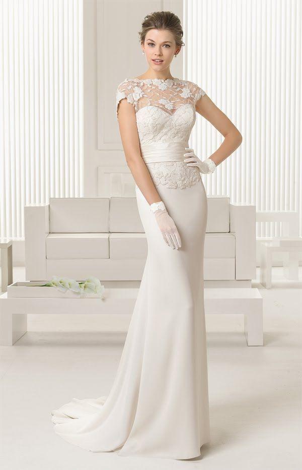 Mis vestidos de novia las rozas