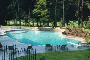 Emejing Gunite Pool Designs Ideas - Interior Design Ideas ...