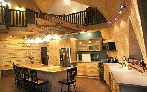 Interiores casas domo buscar con google proyectos que - Casas geodesicas ...