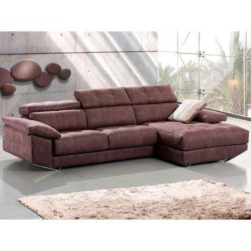 Sofá con chaise-longue Divani Star gyn | Ideas de muebles | Pinterest