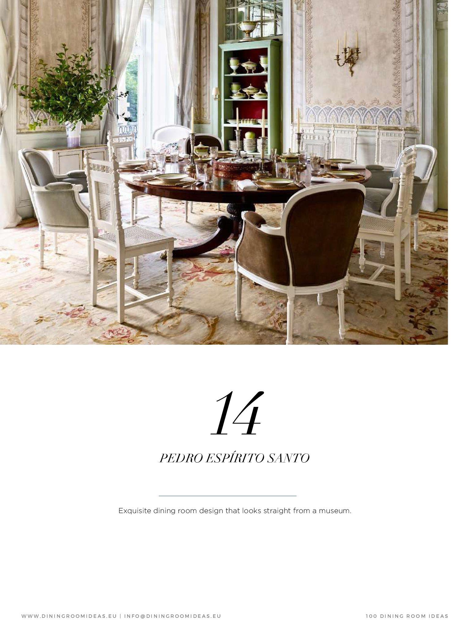 Le migliori idee da sala da pranzo dei migliori Interior ...