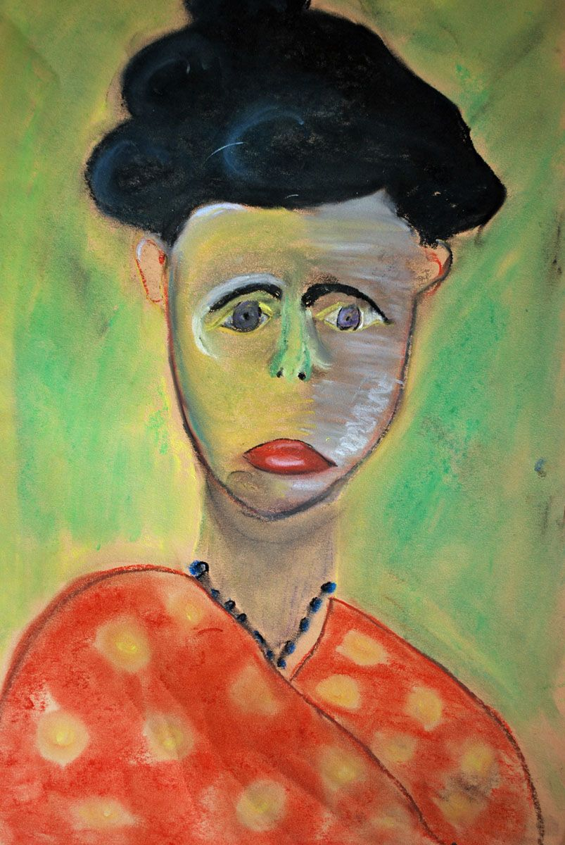 Kari S Fun Art Lessons Madame Matisse Never Looked So Good Teach