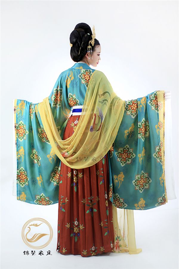 Koikishu   Hanfu, Chinese ancient clothing, Asian outfits