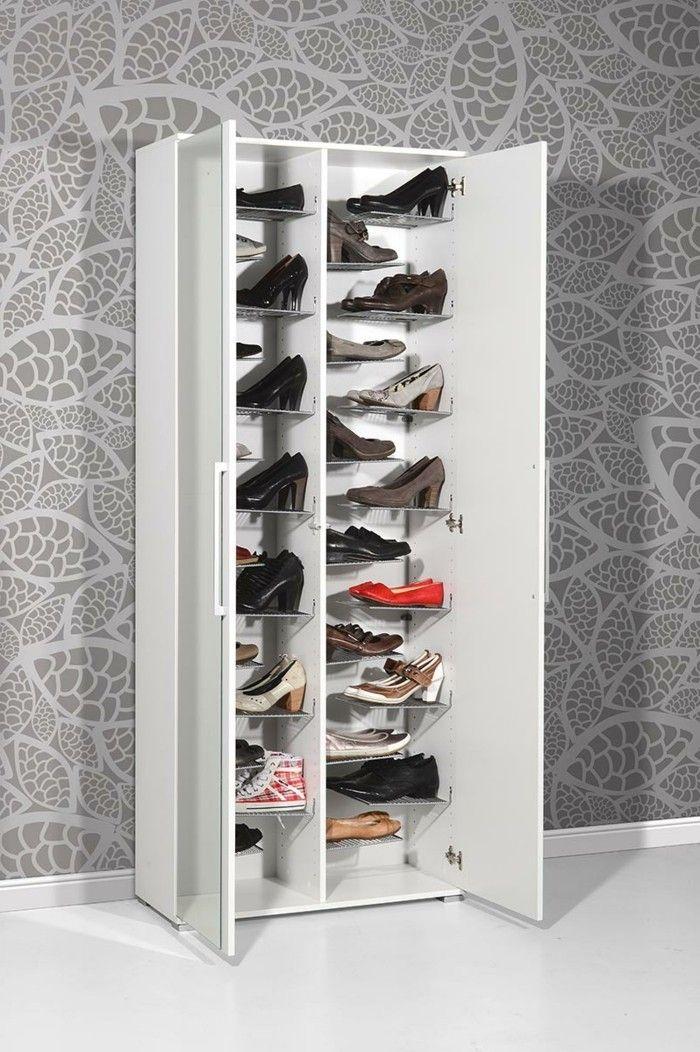 Schuhschrank Selber Bauen Eine Kreative Schuhaufbewahrung Idee