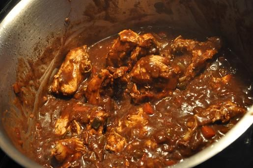 Jamaican Brown Stew Chicken More