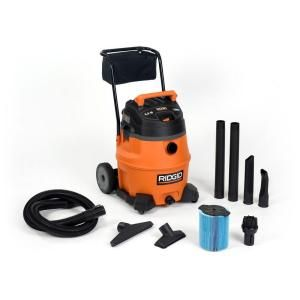 16 Gal Wet Dry Vac Wd1851 At The Home Depot Wood Working Garage