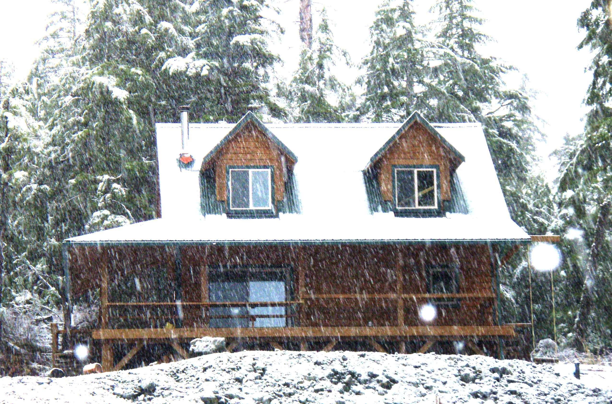 Alaska Cabin Owner Built Cabin Cozy Cabin