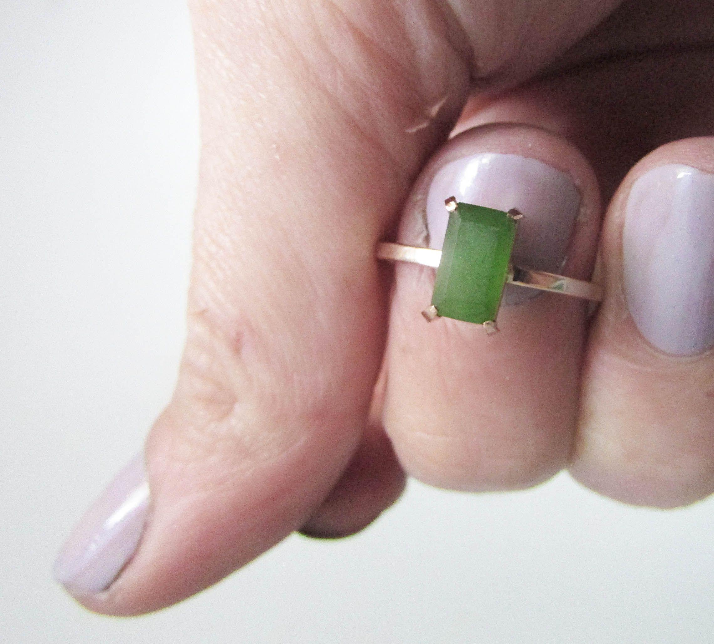 Pounamu / Greenstone wedding ring by Marama Jewellery www ...