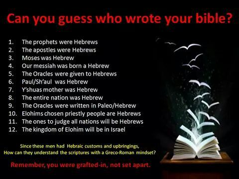 Pin by Jan on Yeshua/Bible | Who wrote the bible, Hebrew