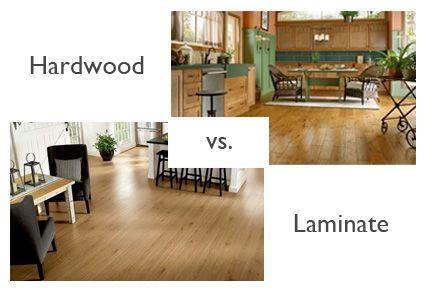 Interior Design, The Image Of Hardwood And Laminate Flooring To ...