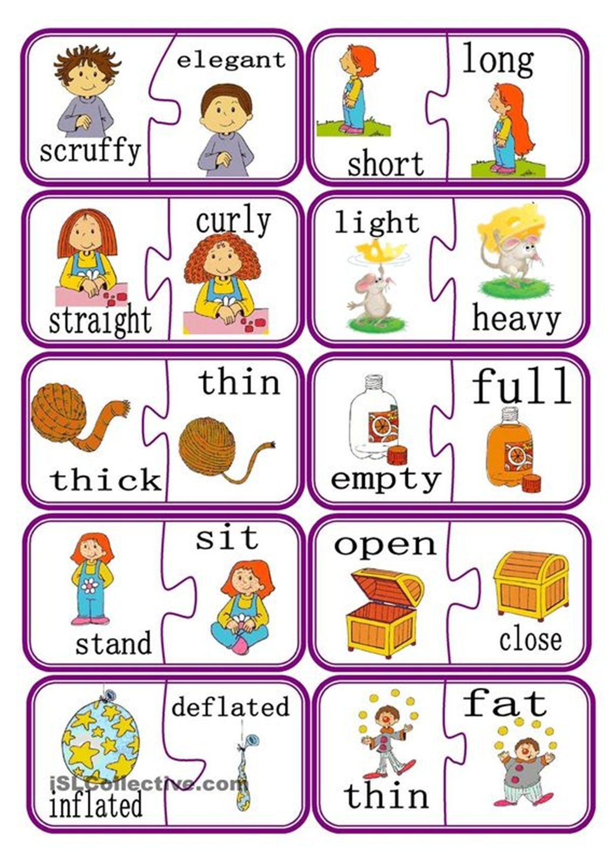 Common Opposite Words In English Learning English For Kids English Lessons For Kids English Classroom [ 1696 x 1200 Pixel ]
