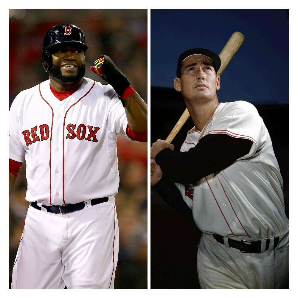 David Ortiz is making his 7th All-Star Game start. The only Boston Red Sox player with more is Ted Williams (12).