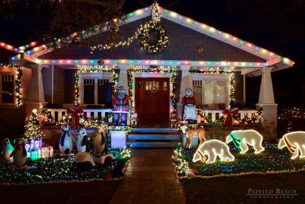 Outside Christmas Light Ideas Christmas lights, Bears and Lights - christmas decorations for outside
