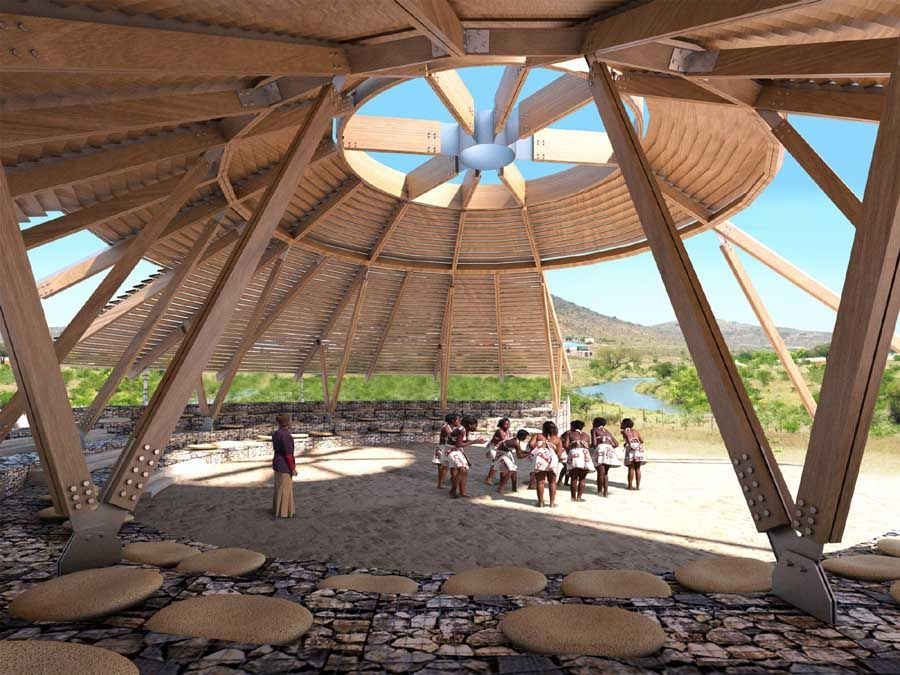 African buildings south africa architects cape town for Landscape architects south africa