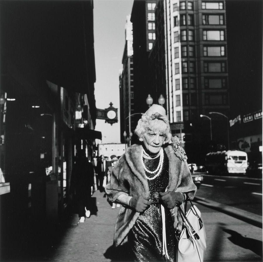 byJOEL MEYEROWITZ. New York 1974