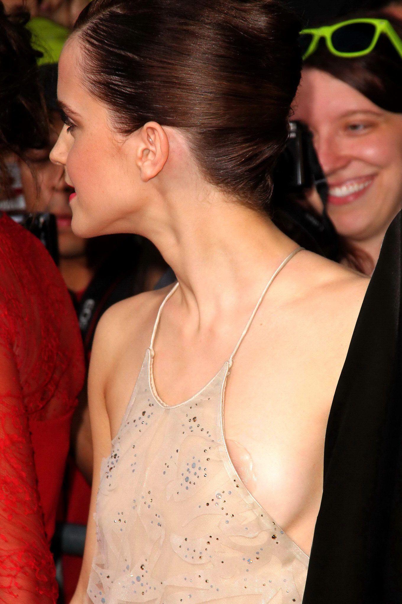 Slip nip emma watson Emma Watson: