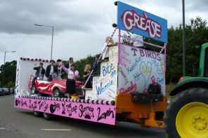 Image result for grease homecoming float also class of pinterest rh za
