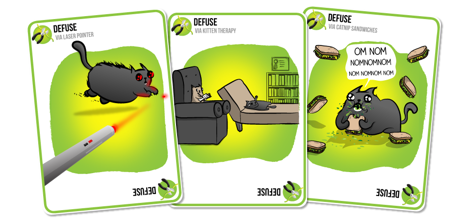 Exploding Kittens A Card Game For People Who Are Into Kittens