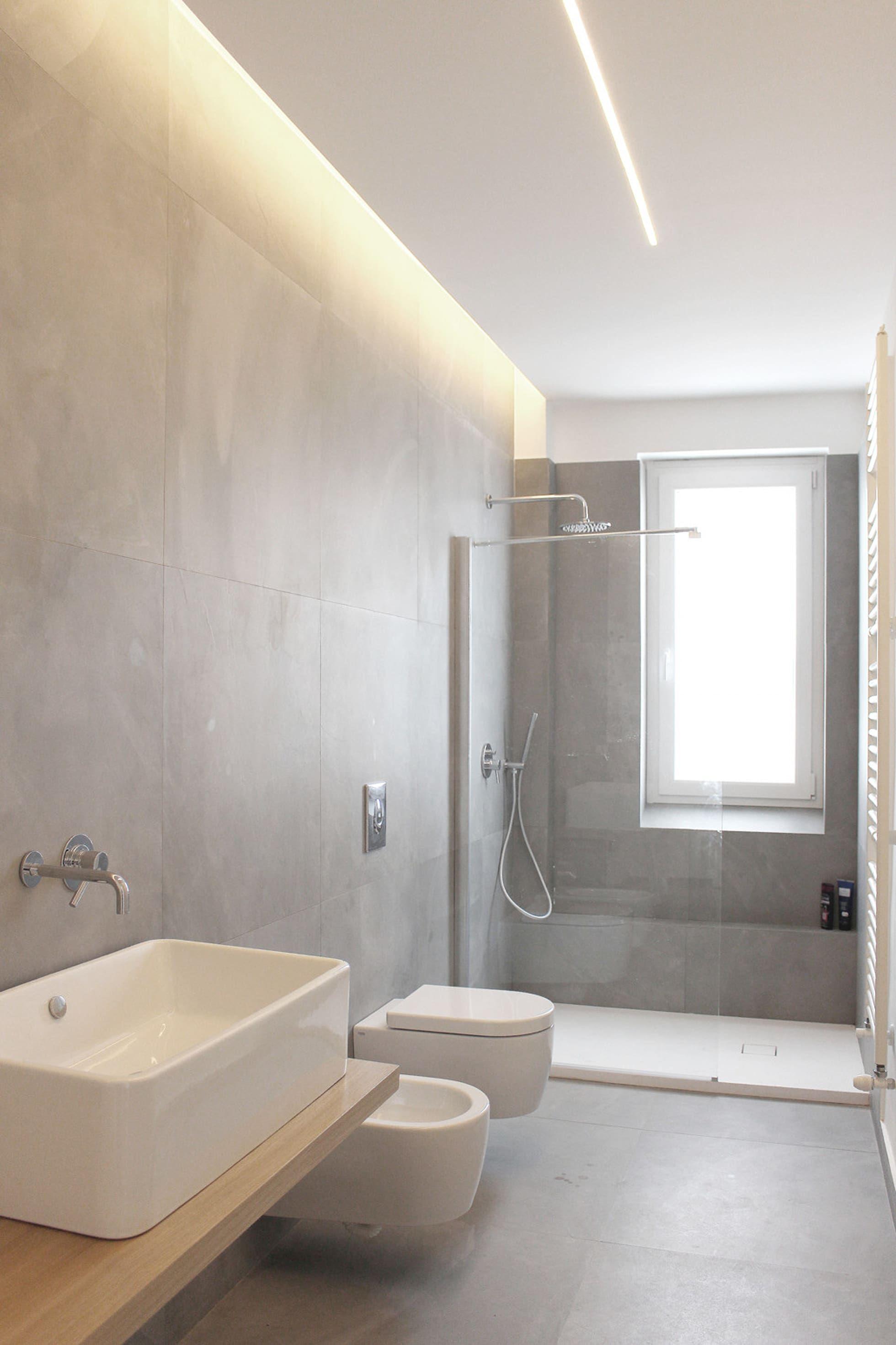 Immagini Di Bagni Moderni stanza da bagno bagno minimalista di homify minimalista nel