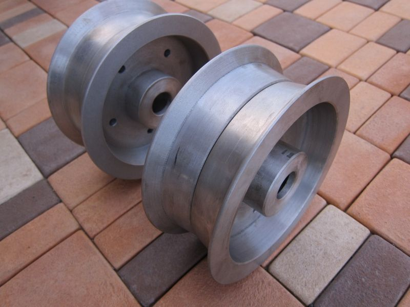 Wondrous Home made Alloy wheels Check more at http://oddstuffmagazine.com/alloy-wheels-hands.html