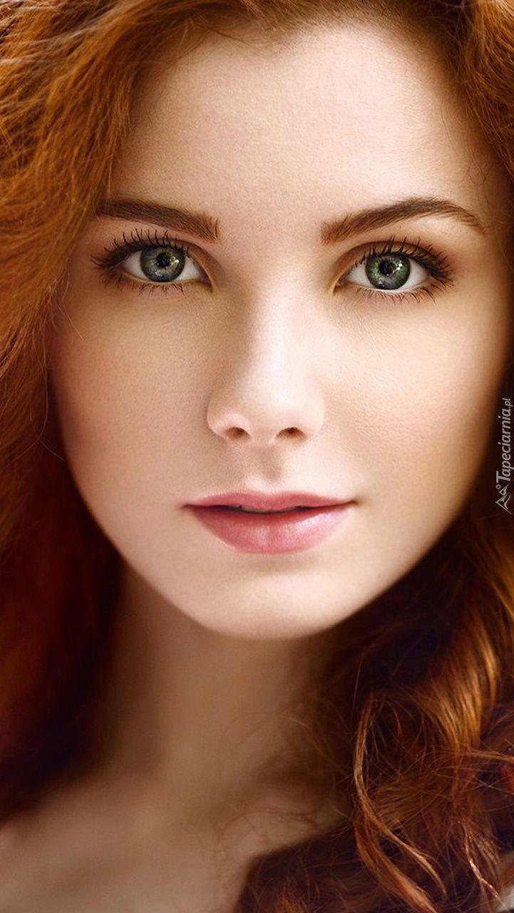 Doe eyed redhead kate