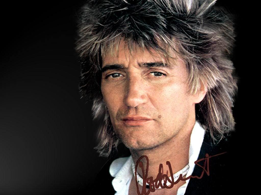Rod Stewart Hair Cut Rod Stewart Rock Star Mullet Cool Mens