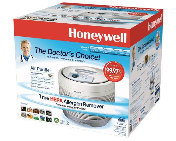 Brand New Honeywell True Hepa Air Purifier Long Life Filter Glass Fiber 3 Speed Honeywell Hepa Air Purifier Air Purifier Filter Air Purifier