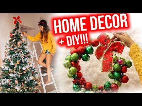 diy videos diy decorating my apartment for christmas httpsdiypick - Decorating My Apartment For Christmas