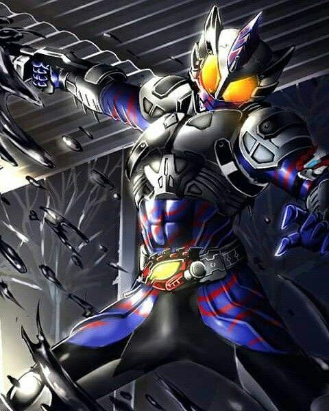 Kamen Rider Amazon Neo #kamenrider