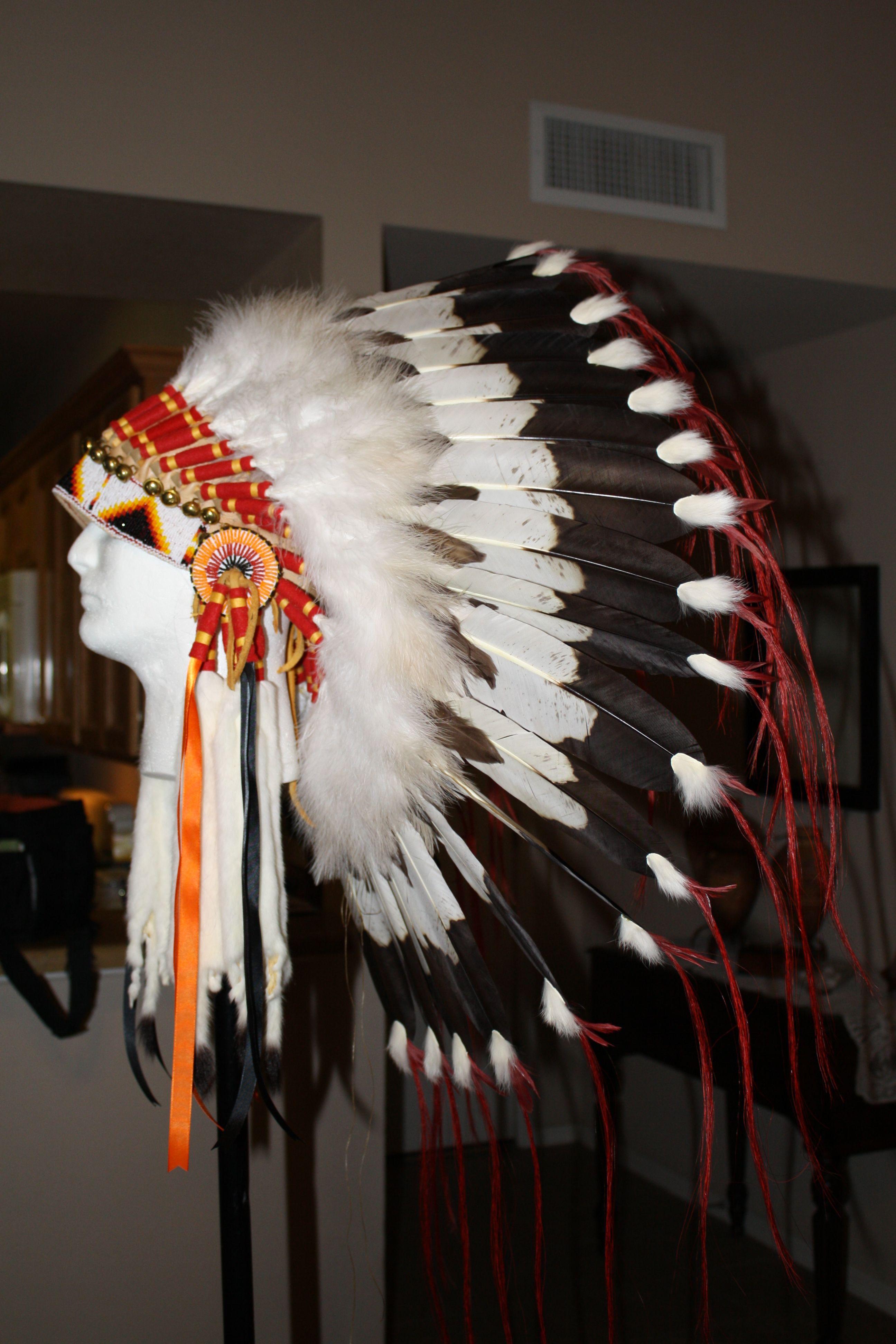 2015 side view | Native american headdress, Native ...