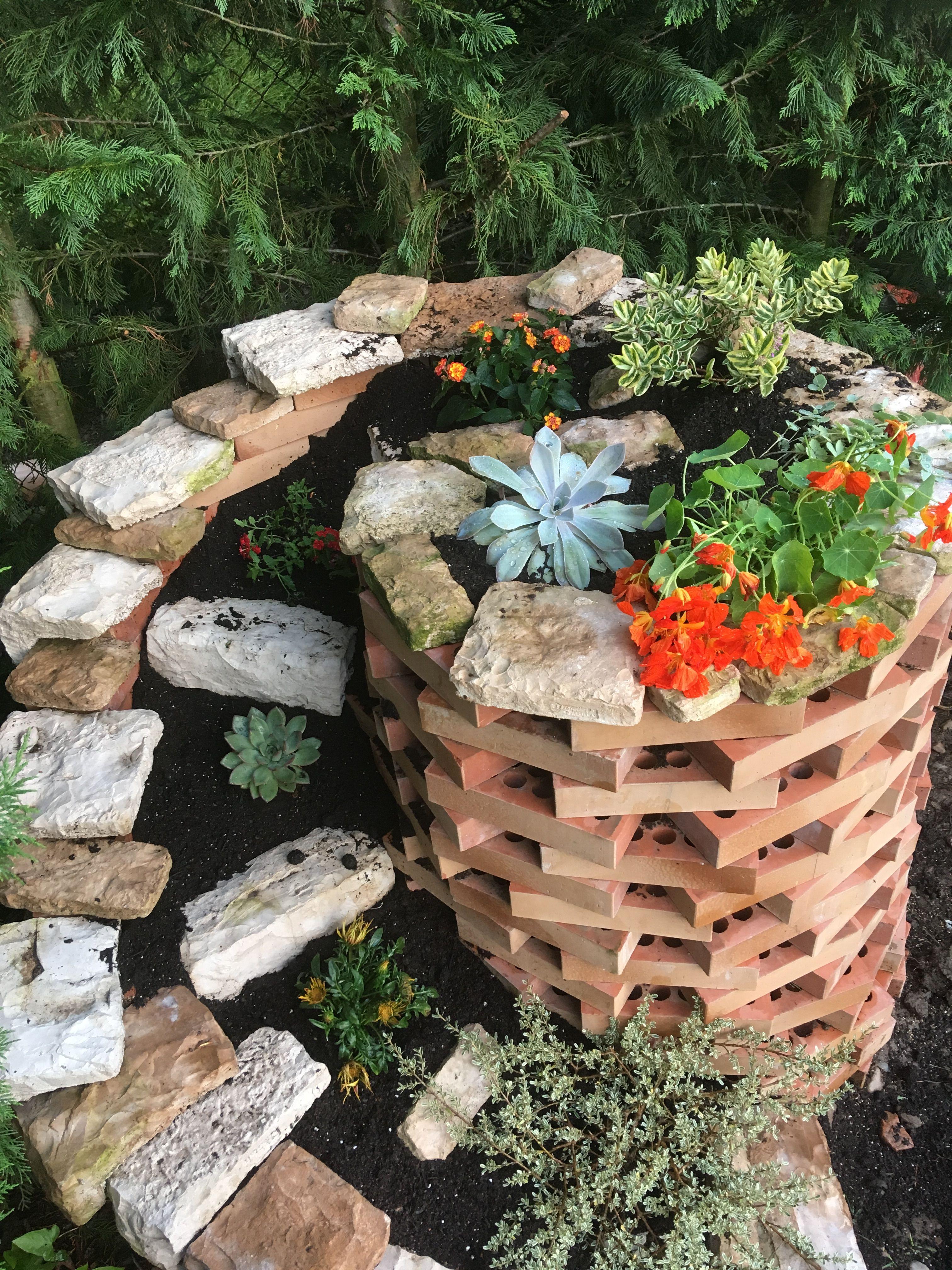 Flores Garten Gartengestaltung