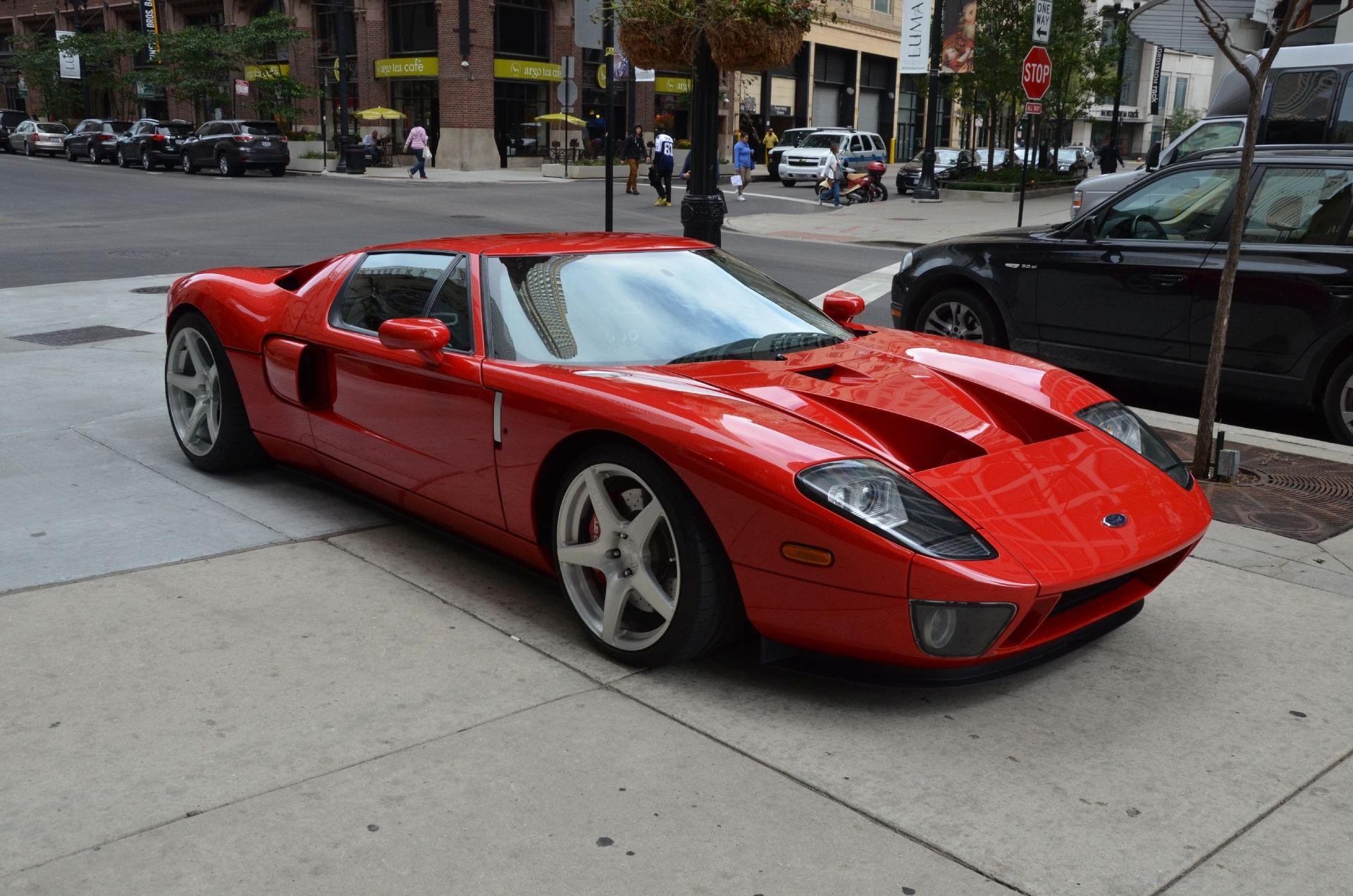 Used 2005 Ford Gt Chicago Il With Images Ford Gt Ford