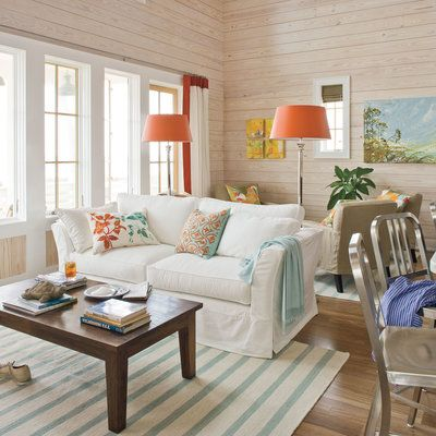 Choose A Sunny Palette   104 Living Room Decorating Ideas   Southern Living